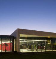 31 octobre, 06 et 09 novembre 2007 :  La nouvelle salle polyvalente de Clamart